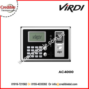 Virdi ac4000 Fingerprint time Attendance