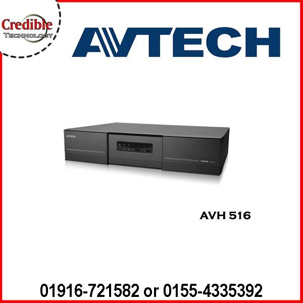 AVH516 Avtech 16 Channel NVR price