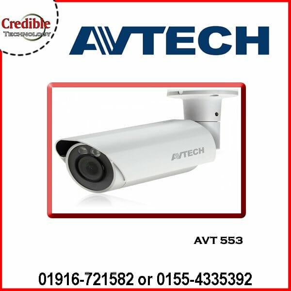 AVTECH AVT553 HD CCTV Camera