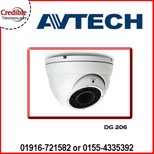 Avtech DG 206