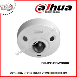 Dahua DH-IPC-EBW8600 6M HD IR Network Fisheye Camera