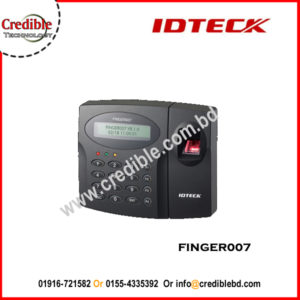 IDTeck FINGER007 access control systems provider