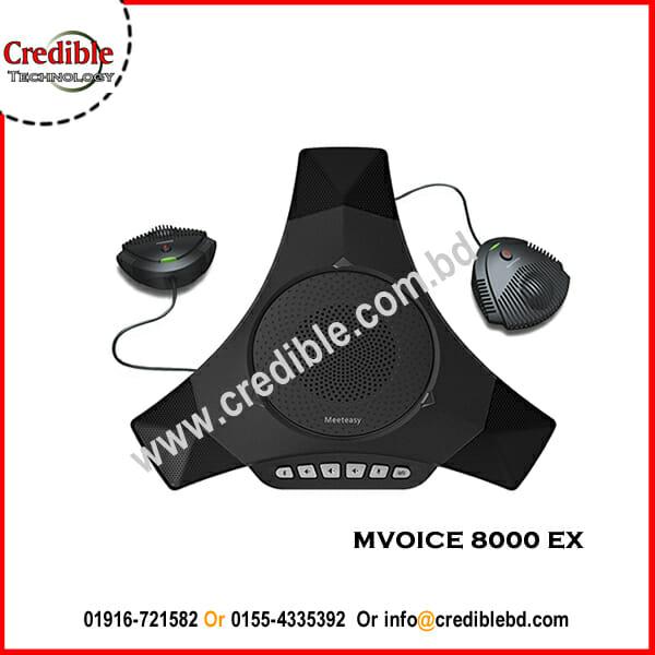 MVOICE 8000 EX