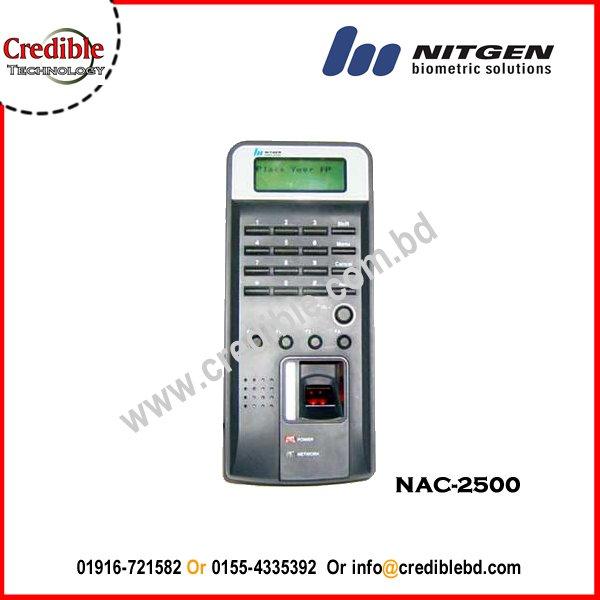 Nitgen NAC-2500