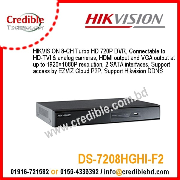 DS-7208HGHI-F2