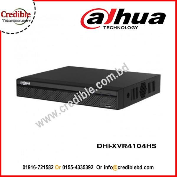 DHI-XVR4104HS