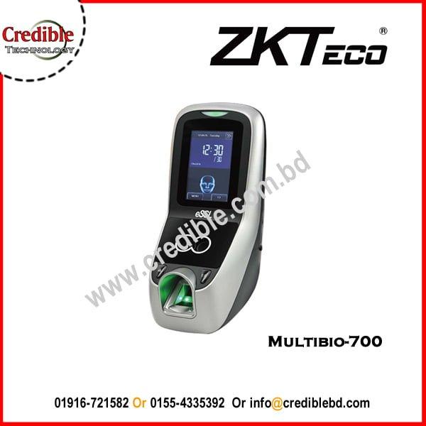 ZKTeco multibio 700