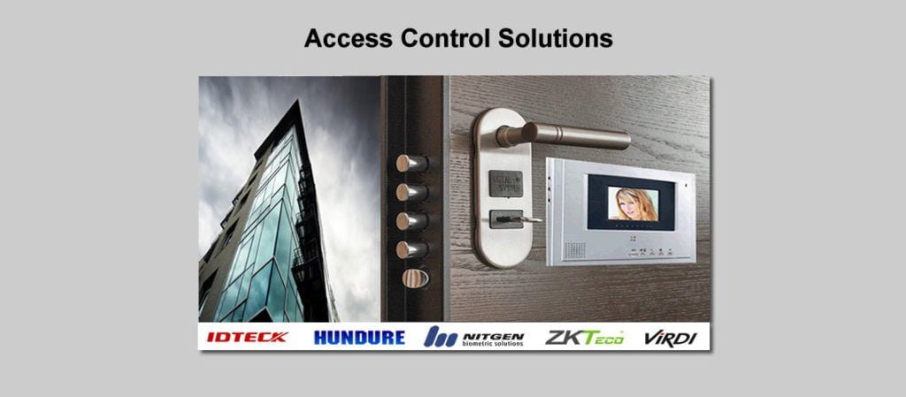 Access Control Solutions in Bangladesh