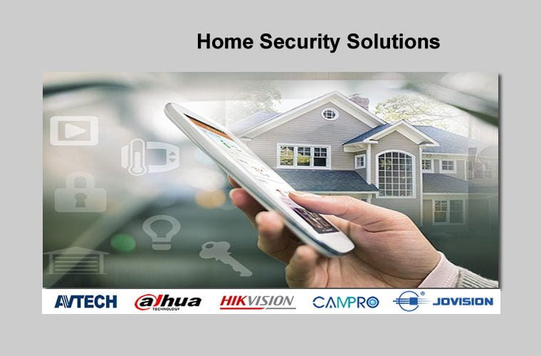 CCTV Camera Home Security Solutions