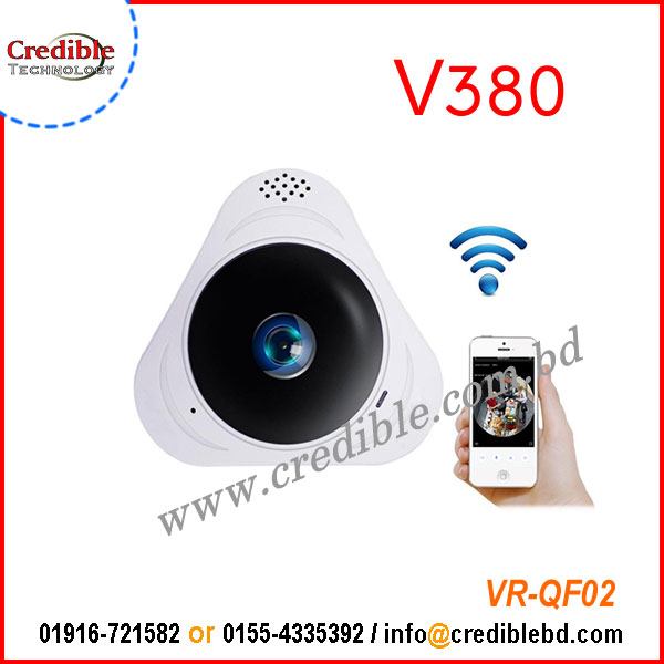 VR-QF02 - V380 panoramic Camera price