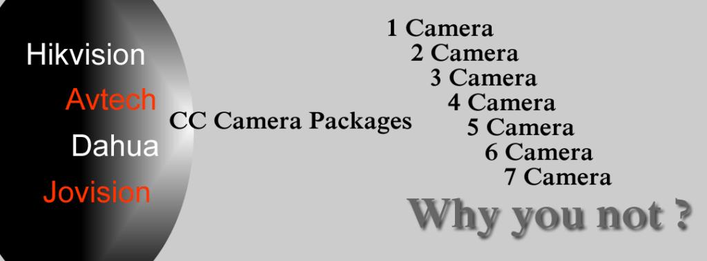 Hikvision CCTV Package price in Bangladesh